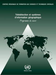 T&SIG : Télédétection et Systèmes d'information Géographique